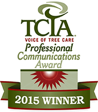 TCIA Professional Communications Award Winner 2015