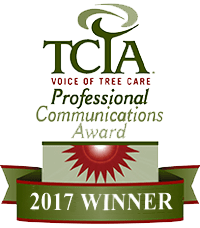 TCIA Professional Communications Award Winner 2017